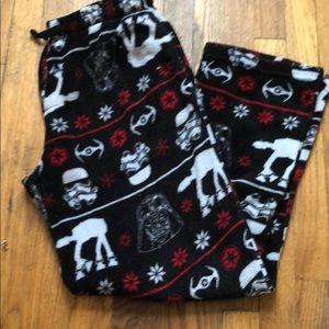 Other - Man Star Wars comfy pants!